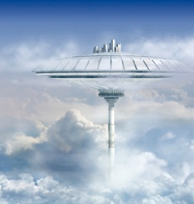 Future - Human Evolution - Cities in the Sky