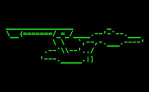 ASCII Trek