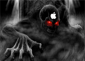 Apple Horror Movie